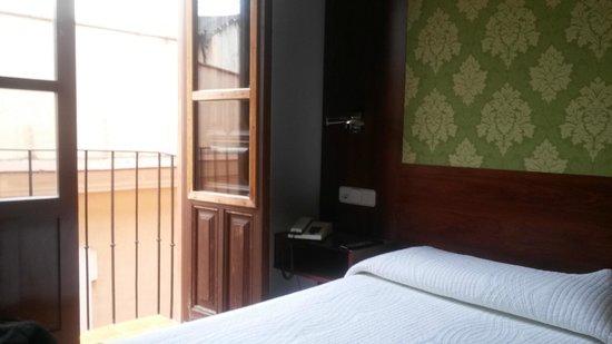Hotel Las Nieves: My single room