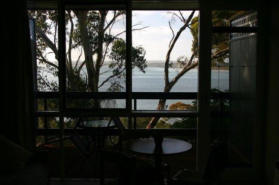Wanderers Rest of Kangaroo Island: Vista dalla camera