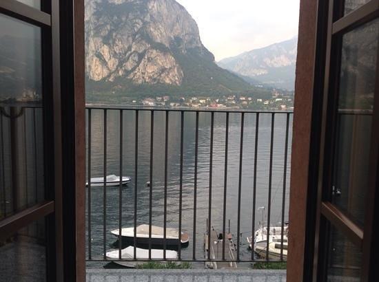 Hotel Bellavista: vue de ma chambre