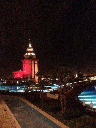 Mardan Palace: Вечер