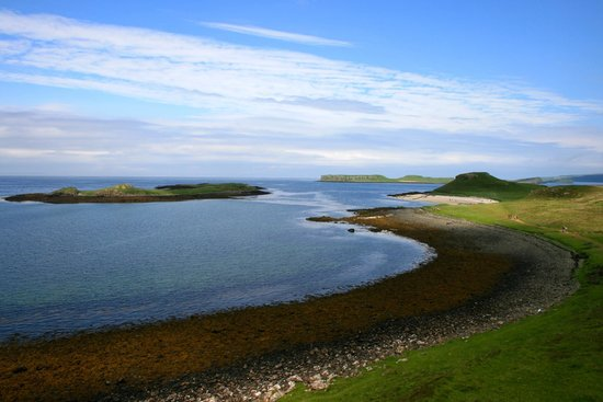 Ardmorn Holiday Accommodation: Coral Beach on Skye