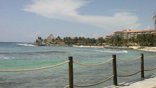 Puerto Aventuras Marina: cerco del hotel