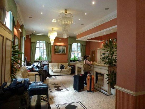 Alexandra Hotel : Lobby/Reception