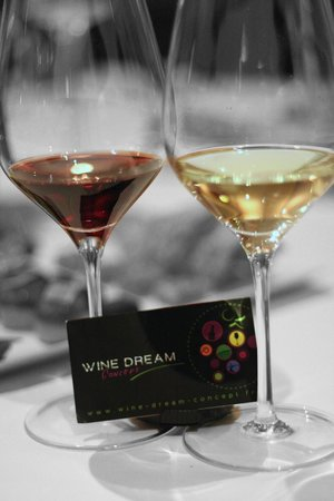 Wine Dream Concept