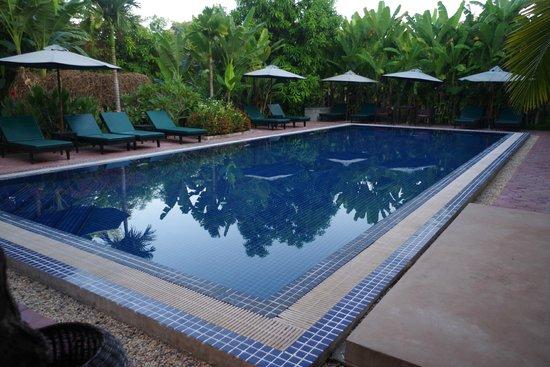 Jayavara Boutique Villa: pool