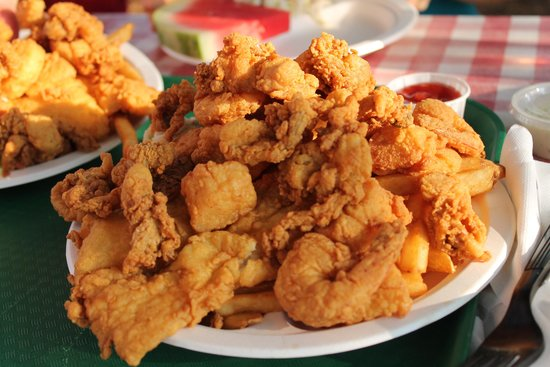Kimball Farm : Kimball's Fried Seafood