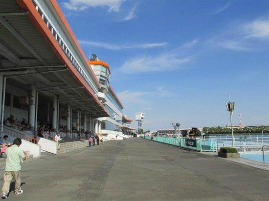 Tamagawa Speedboat Racecourse