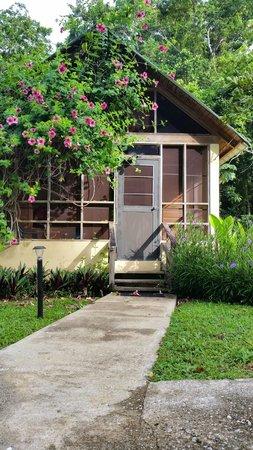 TJ Ranch: Our cottage.