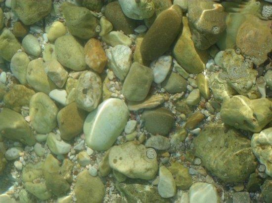 Nikiana beach cobbles