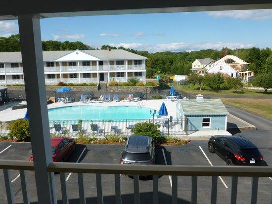 Mariner Resort : piscine