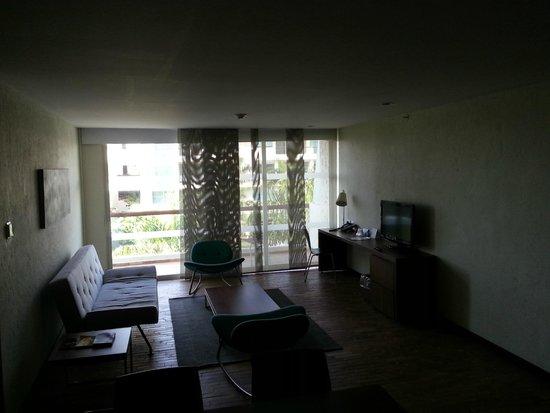 Occidental Grand Cartagena Resort : Sala de estar