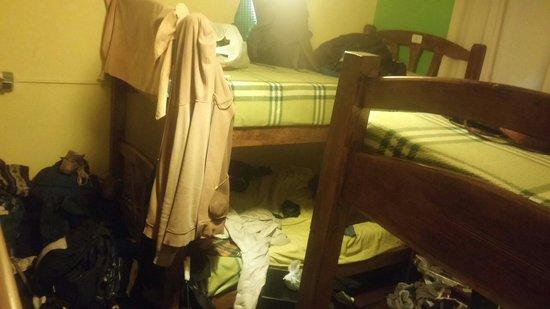Casa del Mochilero: Dorm