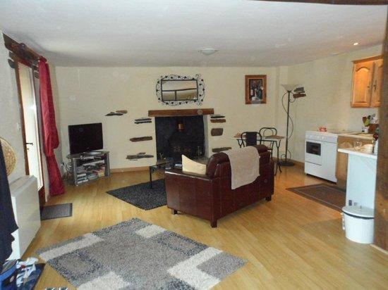 Loqueffret, Francia: our lovely apartment
