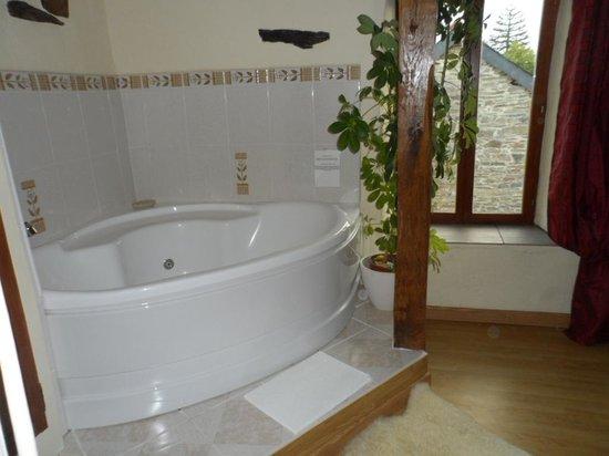 Loqueffret, Francia: excellent bathing space