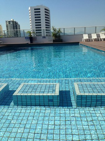 Rydges Plaza Cairns: Great pool area