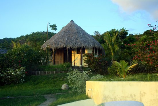 Las Plumerias Lodge and Surf: Bungalow