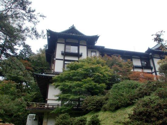 Nikko Kanaya Hotel: ホテル正面を背にして右手に建つ趣のある別館です。