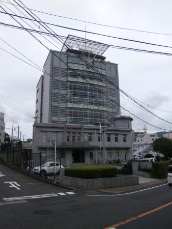 Maritime Self-Defense Force Sasebo Museum : 外観