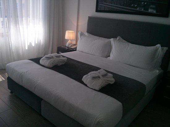 Sea Executive Suites: חדר סוויטת ג'וניור ששודרגנו אליה