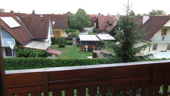 Hotel Reif - Urdlwirt : Blick vom Balkon
