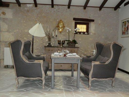 La Libertie: Breakfast Room