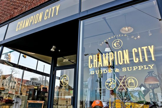 ‪Champion City Guide & Supply‬