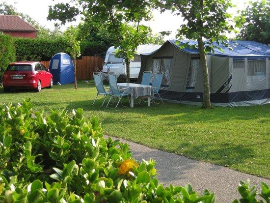 Camping Virgen del Mar