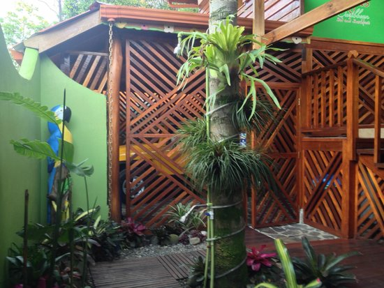 Physis Caribbean Bed & Breakfast: tropical vibe