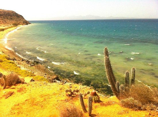 Isla Cubagua: Caminata por la Isla