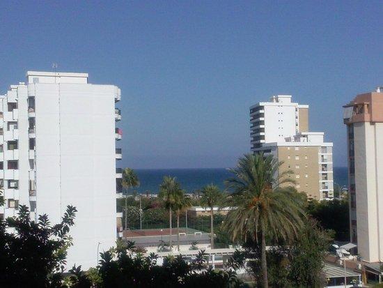 Hotel Tres Anclas : Vistas