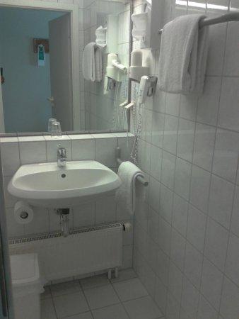 Residenz Limburgerhof: bagno