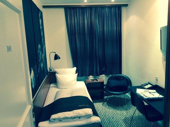 Best Western Plus Hotel City Copenhagen: Single room