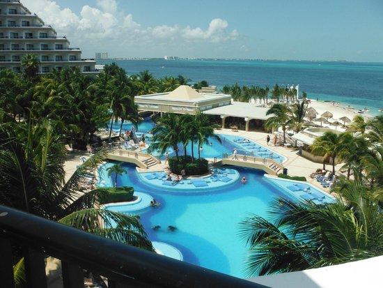 junior suite picture of hotel riu caribe cancun. Black Bedroom Furniture Sets. Home Design Ideas
