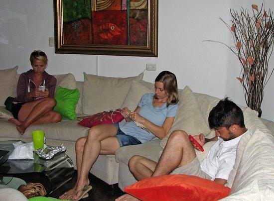 Mystico Hostal Spa: Comfortable social areas