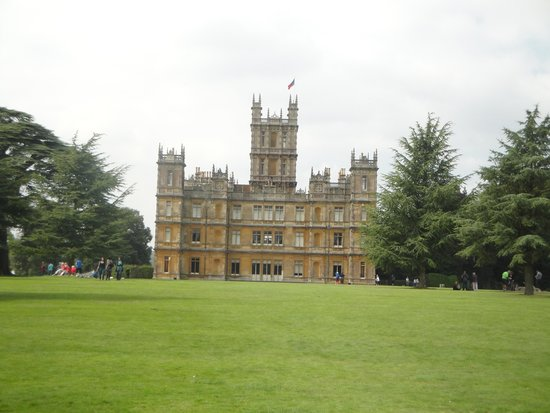 Highclere Castle: so magestic