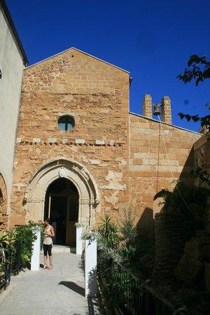 Chiesa di Santa Maria dei Greci: La facciata