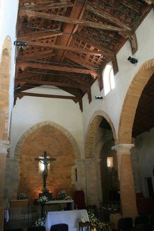 Chiesa di Santa Maria dei Greci: La navata centrale