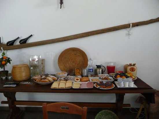 Le Cinque Vie: La colazione