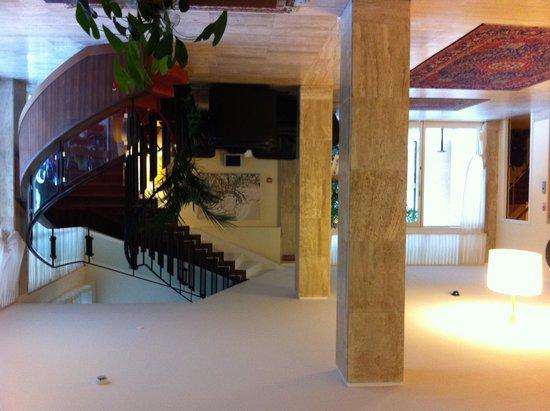 Hotel Plaza : interno hotel