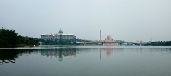 Putrajaya Lake : Lake