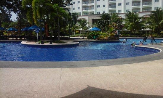 Jpark Island Resort & Waterpark, Cebu: one of the pools