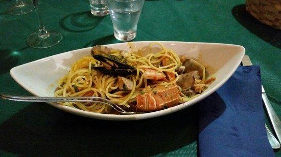 BlogBar & Trattoria: Spaghetti allo scoglio