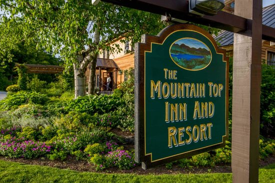 Mountain Top Inn & Resort front