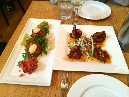 Victor's Restaurant: Tapas