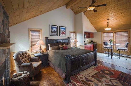 The Mountain Top Inn & Resort : Mountain Top Inn & Resort Cabin