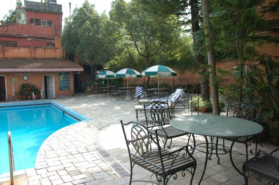 Hotel Greenwich Village : pool area