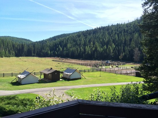 Bar W Guest Ranch: WOW, view from Aspen Suite