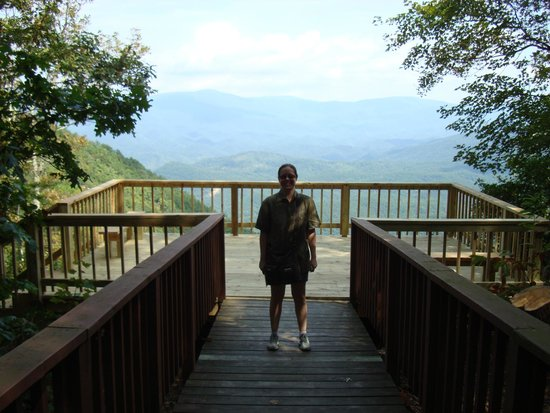 Fort Mountain State Park: Coll Springs Overlook (ADA)