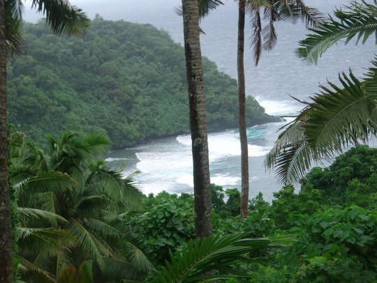 Tutuila, Samoa Americana: View of the National Marine Sanctuary of American Samoa (C.Fackler, NOAA)