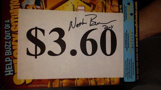 Nathan Burton Comedy Magic: Real Box of Cheerios